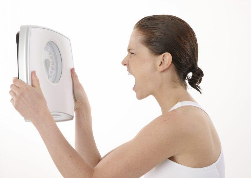 zakaj ne morem shujšati