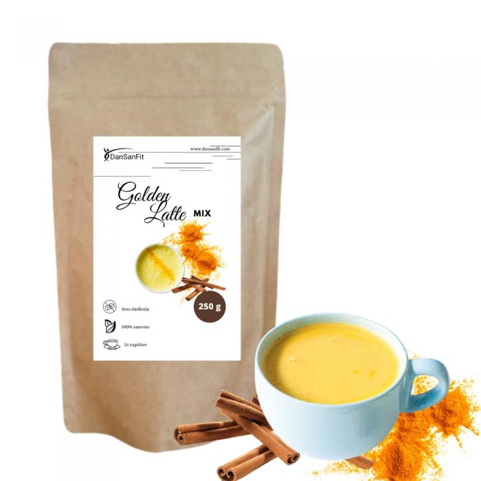 golden latte mix